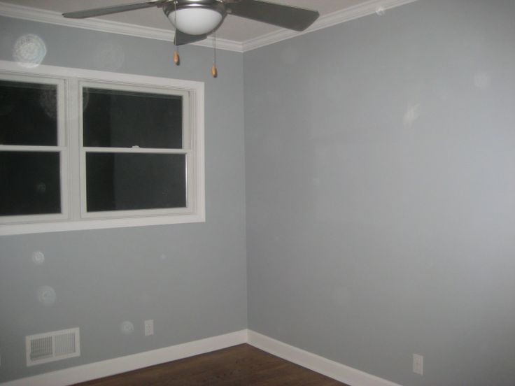 Monorail Silver By Sherwin Williams