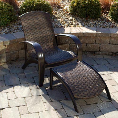 sorento oversized chair and ottoman