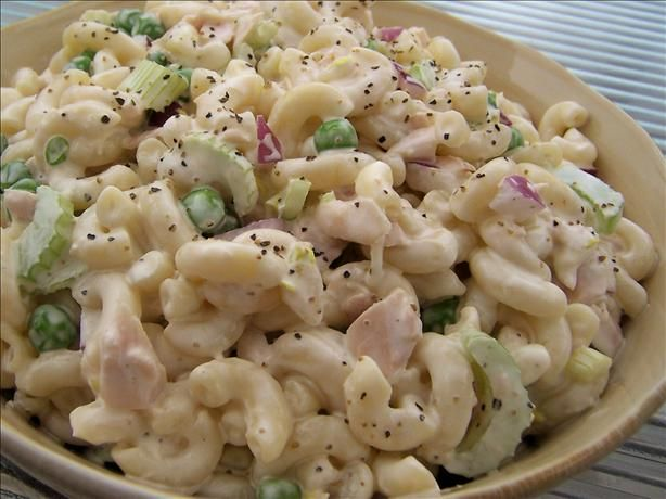 simple tuna pasta salad recipe