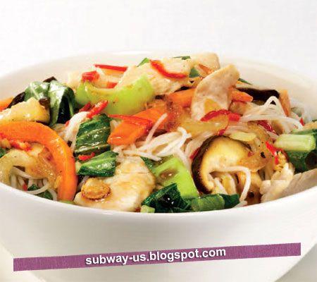 thai noodle stir fry recipe | My Favorite Food & Drinks | Pinterest