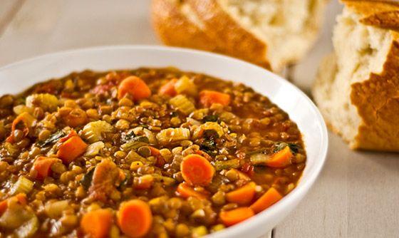 ... soup black bean soup hearty lentil black bean soup with smoked paprika