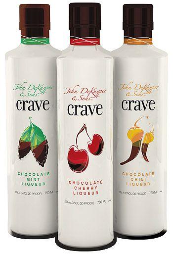 Chocolate Mint Liqueur, Vodka and Vanilla Ice Cream Shake | Recipe
