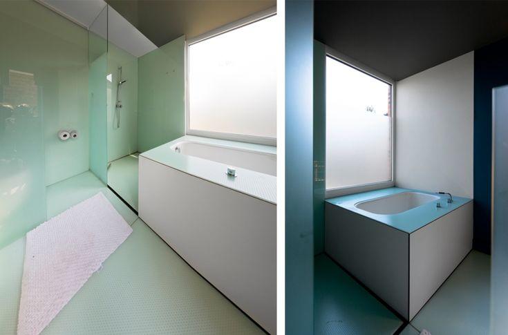 Renovatie Badkamer Gent ~ Renovatie rijwoning en badkamer  Projecten  Tube Architecten Gent