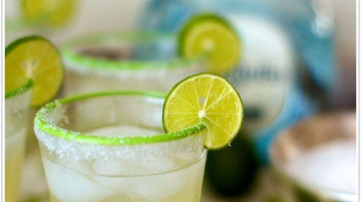 Agave Margaritas | Favorite Recipes | Pinterest