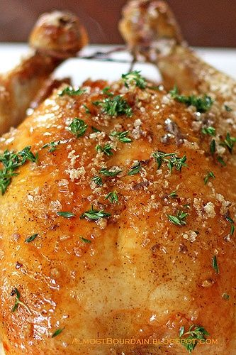 Thomas Kellers Roast Chicken Recipe recipes