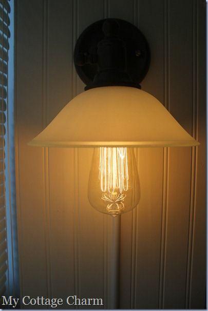 edison bulbs. Black Bedroom Furniture Sets. Home Design Ideas
