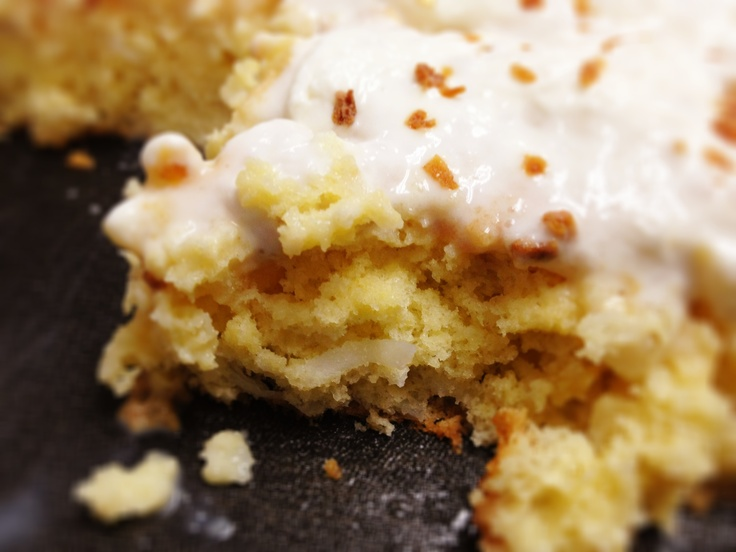 Coconut tres leches cake | My Pics | Pinterest