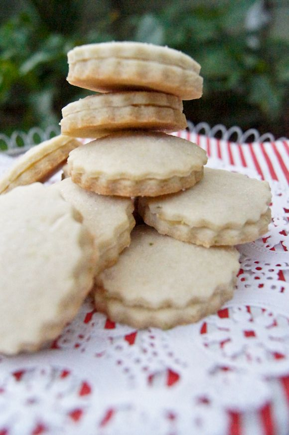 Almond Orange Ginger Cookies - The Great Food Blogger Cookie Swap ...