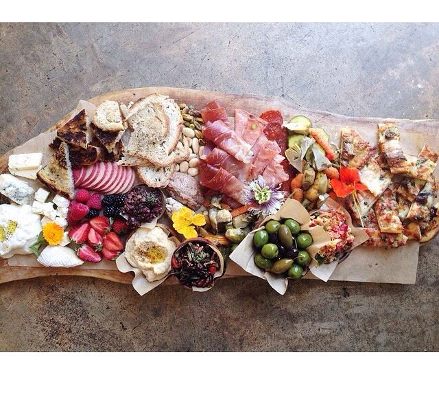 how to make a cheese and meat board