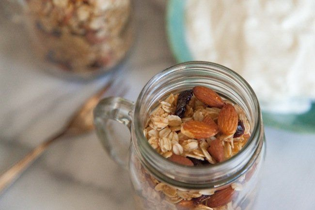 Almond Coconut Granola | This granola is so good, you're going to find ...