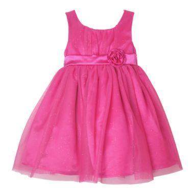Pink glittery flowergirl dress jcp la is getting married pinter