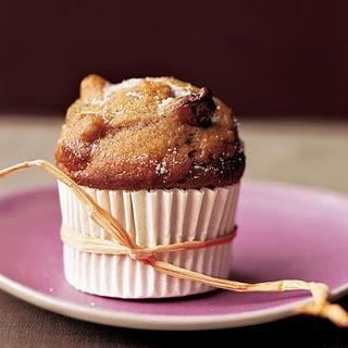 Pumpkin Applesauce muffins by Nina Simonds