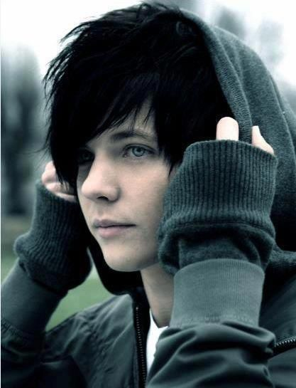 boys with black hair and blue eyes cute pinterest