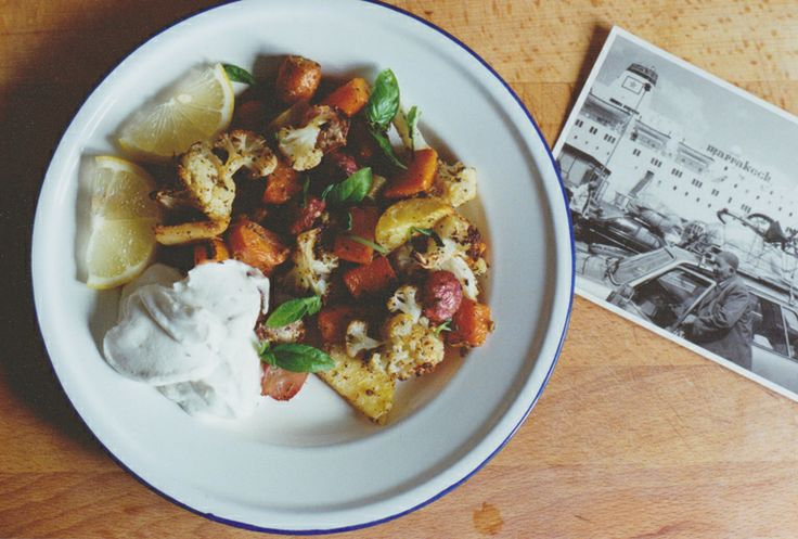 Moroccan Mint Roasted Vegetables | Things I Should Be Eating | Pinter ...