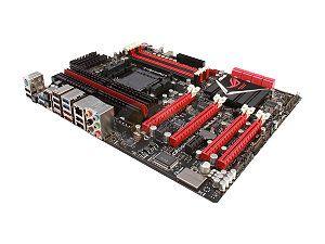 ASUS Crosshair V Formula-Z ATX AMD Gaming Motherboard with 3-Way SLI