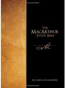 MacArthur NASB Study Bible
