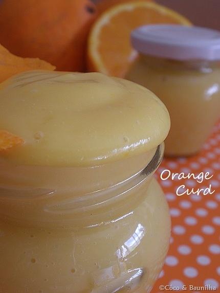 Orange Curd 2 organske naranče (150ml soka) 80g na 100g šećera ...