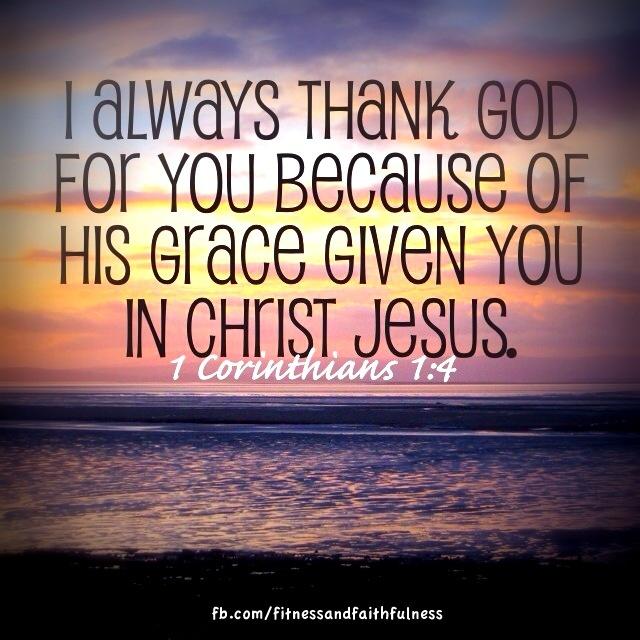 1 Corinthians 1 4 Jesus Pinterest