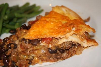 Tortilla Torte.. | Eats & Treats | Pinterest