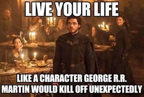 robb stark, boda roja, tercera temporada, juego de tronos, lobo, matanza, reacciones