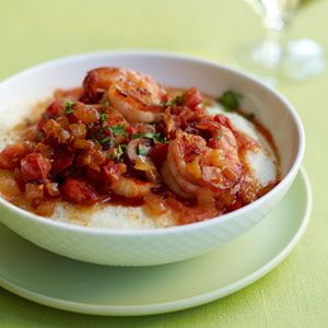 Smoky shrimp + creamy grits—this flavorsome combo is ready in just ...