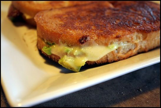 Bacon Avocado Grilled Cheese | Yummy Meals | Pinterest