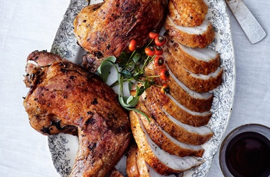 Brined Roast Turkey Breast — Punchfork | New Recipes to Try ...