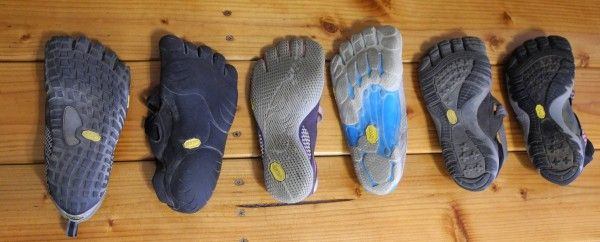How to pick your Five Finger shoes. #fivefinger