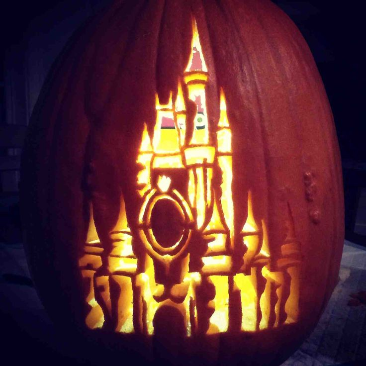 Disney pumpkin carving pinterest