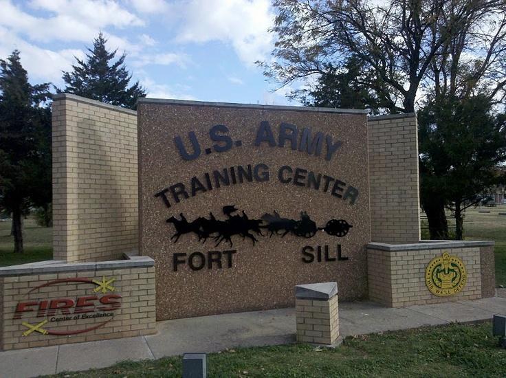 Fort Sill, Oklahoma