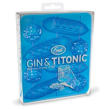 Gin amp titonic ice tray 20 shopping list pinterest