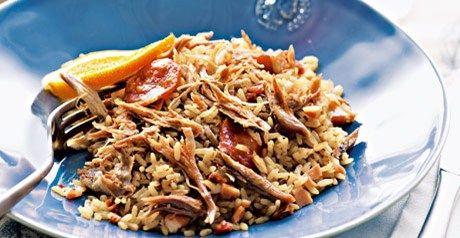 Arroz de Pato | Baking and Cooking -meat | Pinterest