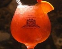 Chatham Artillery Punch - And Why I Shouldn't Drink at Lunch