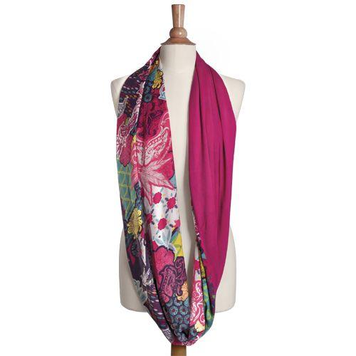 ford cares pink scarf. Black Bedroom Furniture Sets. Home Design Ideas