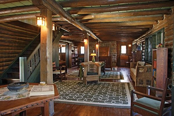 ... Stickley home at Craftsman Farms | Arts and Crafts Movement