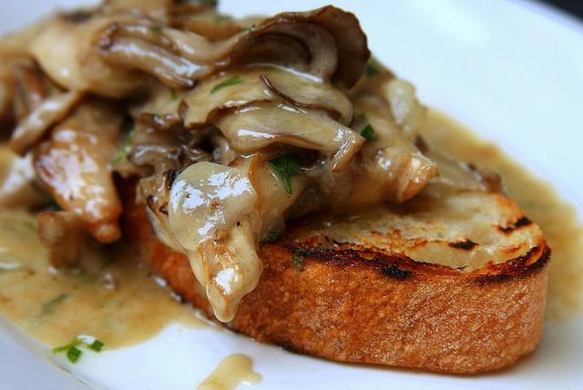 ... mushrooms on toast is that they are truly mushrooms on toast recipe on