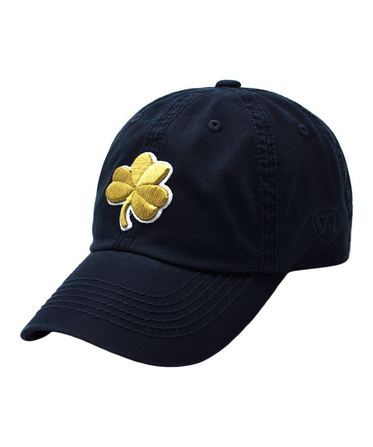 notre dame fighting baseball cap completely