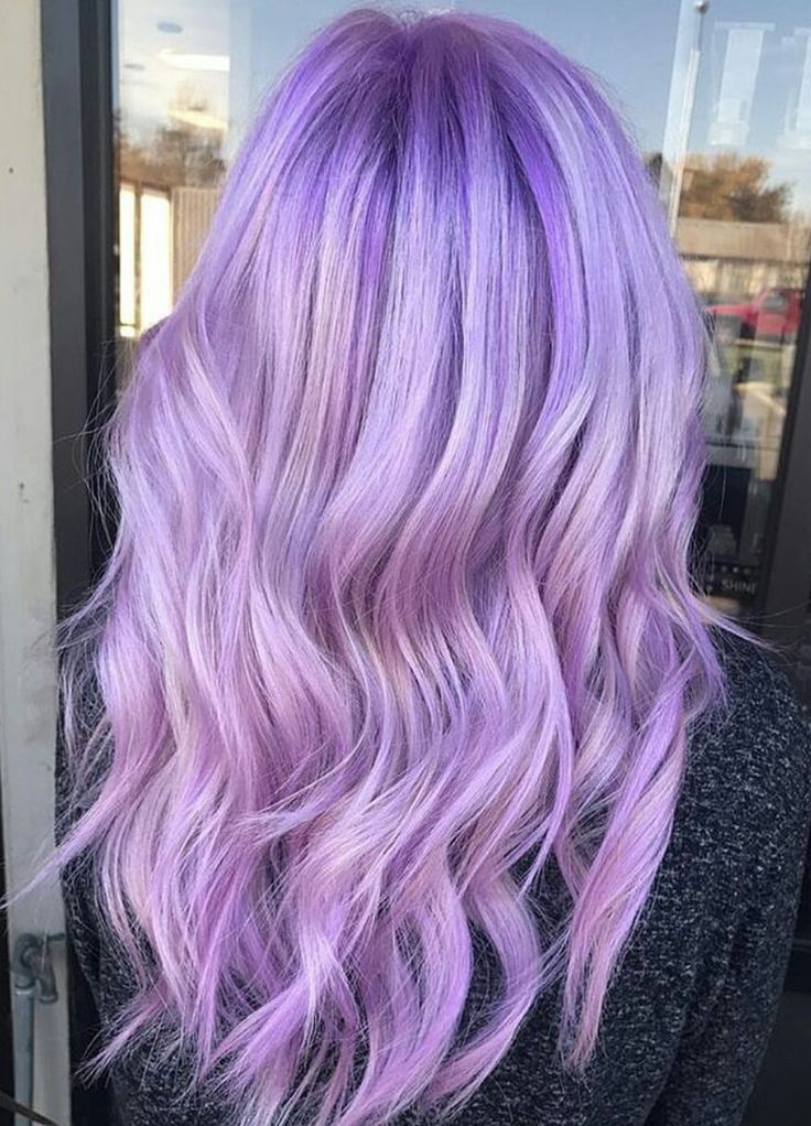 These 25 Purple Hairstyles Will Make You Want to Dye Your