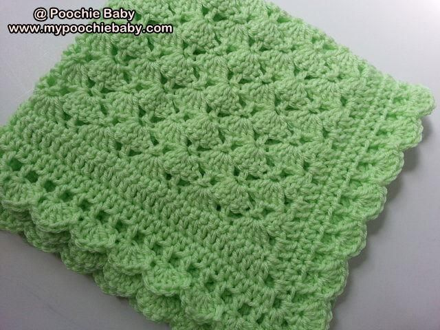 one skein baby blanket by poochie baby craftsy Car Pictures