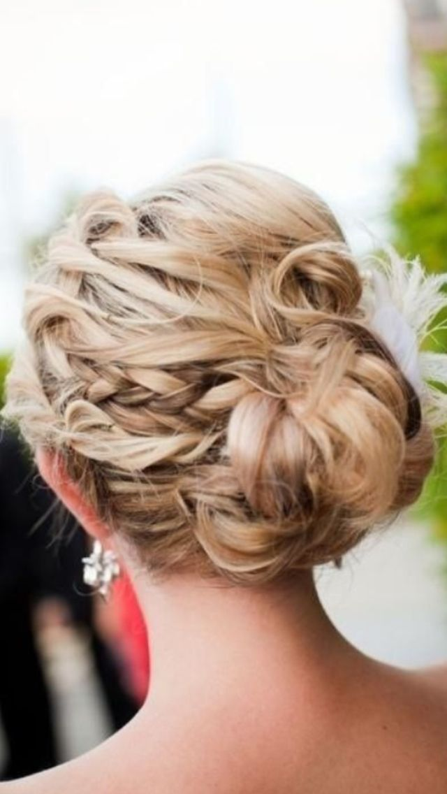 lucille ball hairstyle : Low Updo