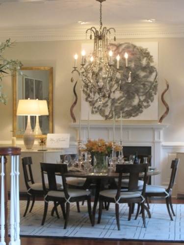 i need a big piece of canvas art dining rooms pinterest