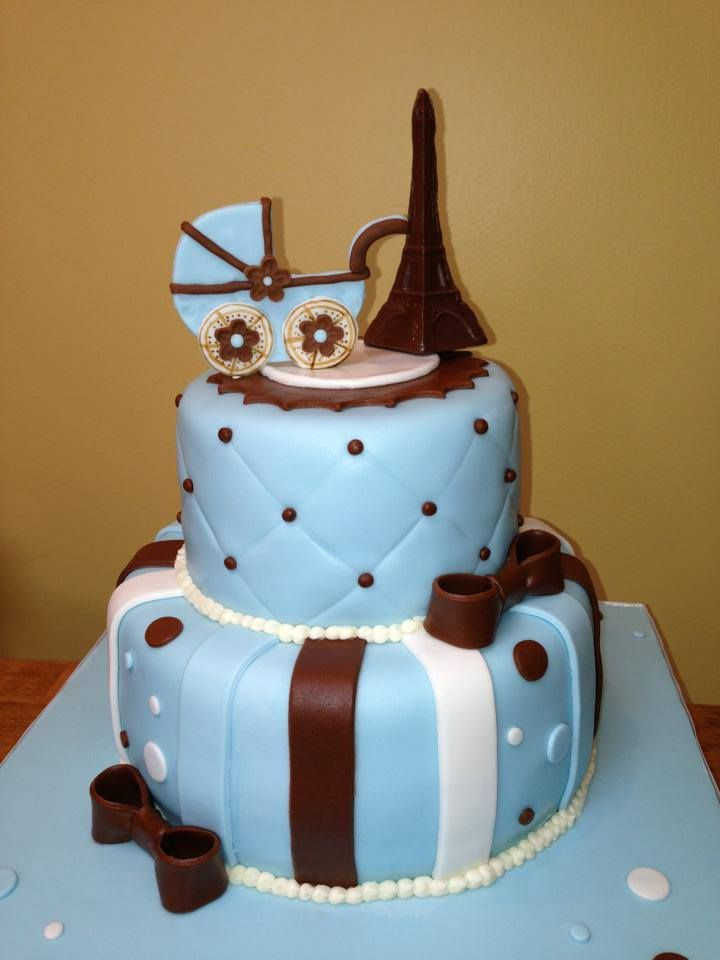 Cake Ideas For A Baby Shower For A Boy : Baby Shower Cake Baby-Shower-Cakes Pinterest
