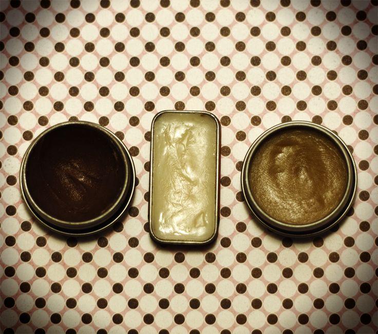 DIY: 3 simple homemade lip balms