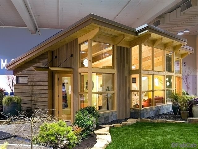 Fab Cab Modular Passive Solar Homes The Perfect Size M