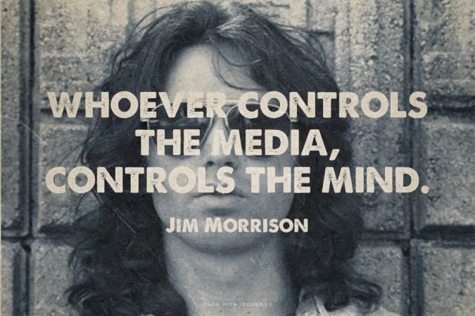 media controls essay Even the most disciplined consumers are not fully in control of what they eat  studies have shown that decisions such as when, what and how.