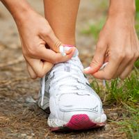 Gear Tip: How To Tie Your Shoes | Runner's World