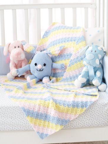 Blanket | Yarn | Knitting Patterns | Crochet Patterns | Yarnspirations