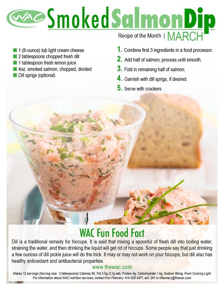 Smoked salmon dip thewac recipe salmon for Smoked fish spread