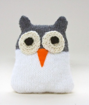 FREE KNITTING PATTERNS TOY OWL - VERY SIMPLE FREE KNITTING ...