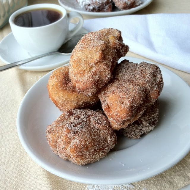 Sweet Potato Beignet | Food | Pinterest